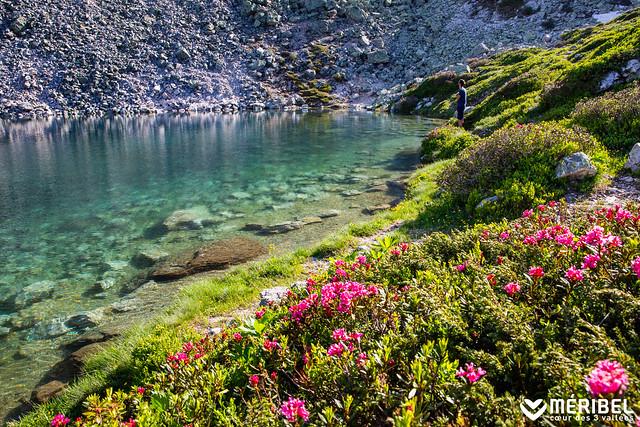 Summer Lake Meribel
