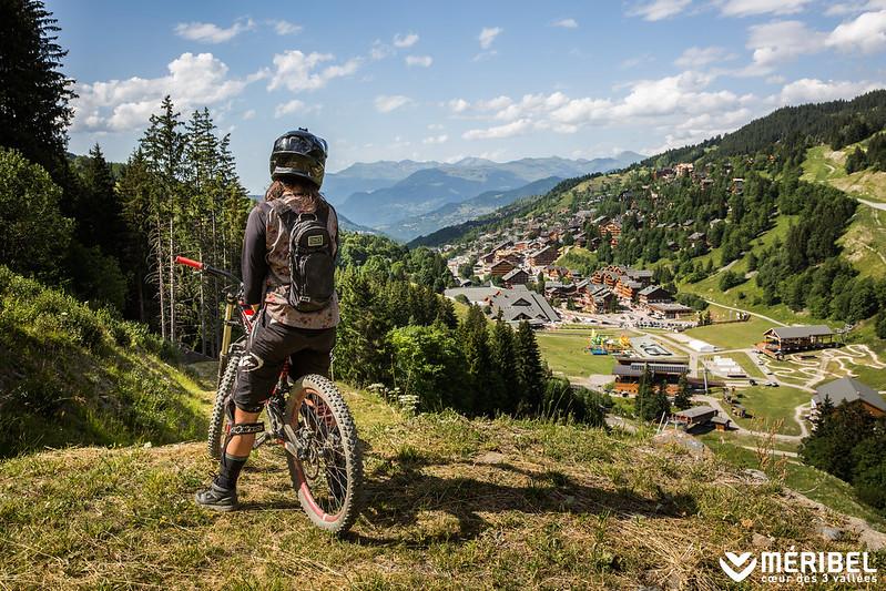 Mountain Biking Meribel